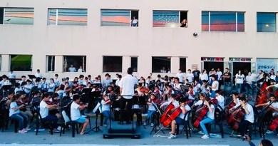La invitación personal de Ringo llena de «orgullo y esperanza» a la Orquesta Escuela de Chascomús