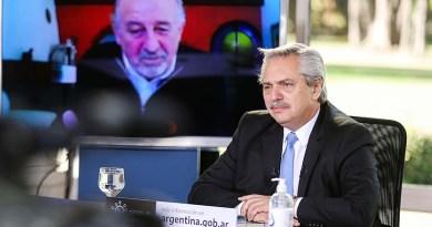 Alberto Ferández