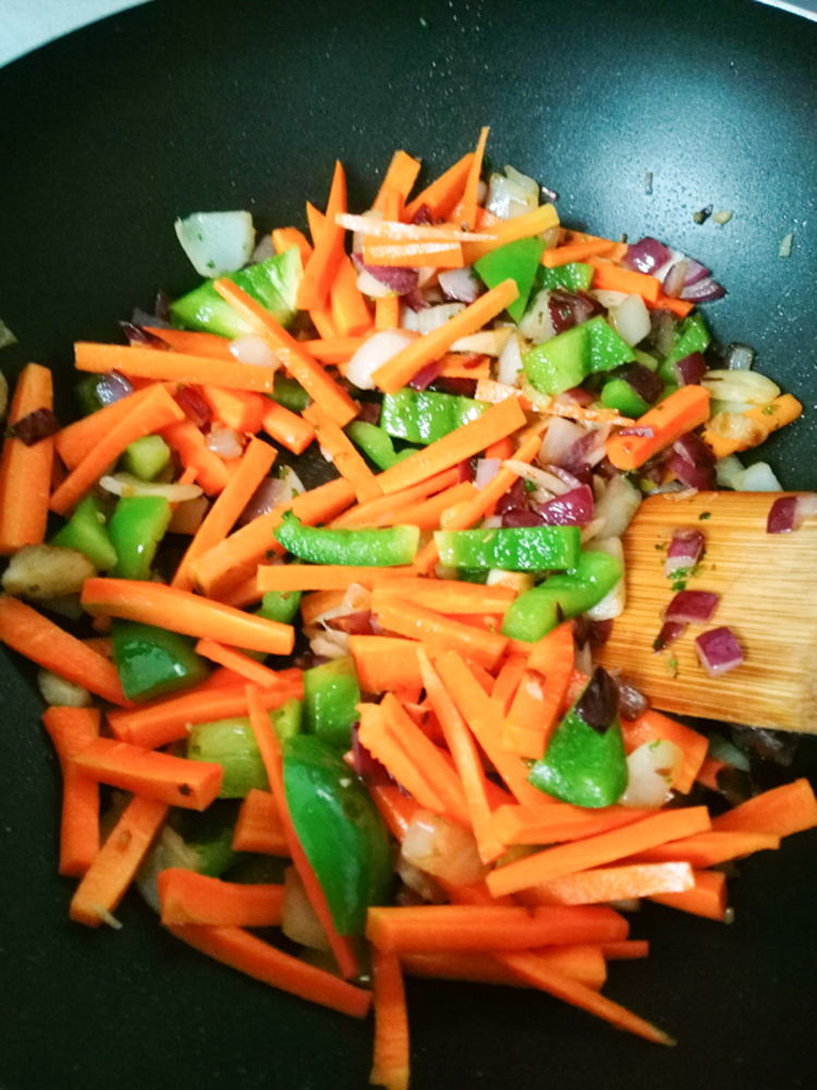 Mon wok à tout faire