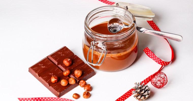 Pâte à tartiner Chocolat Praliné et DIY purée de noisettes (Nocciala)