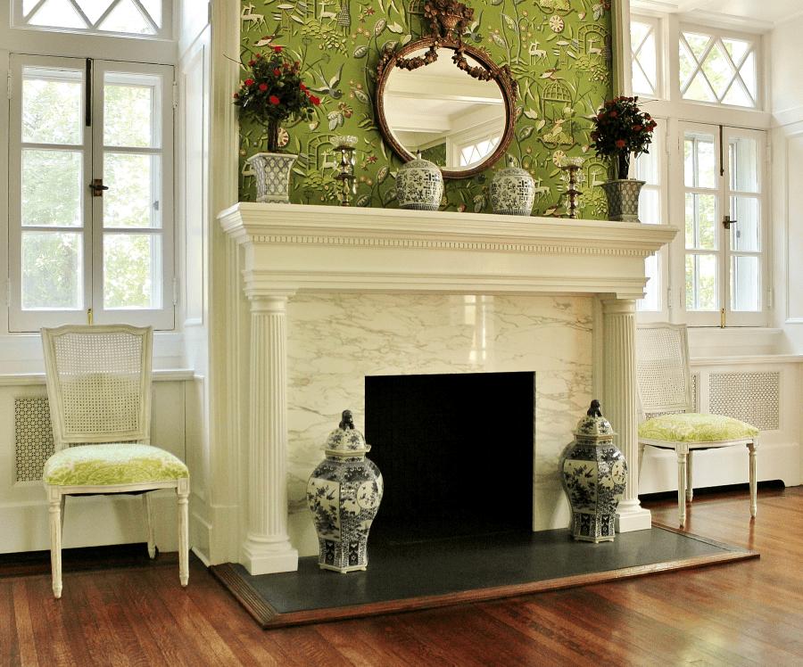 Laurel Bern Interiors Portfolio  Westchester County New York