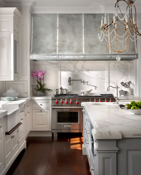 Bronxville dream kitchen inspiration Laurel Bern Interiors