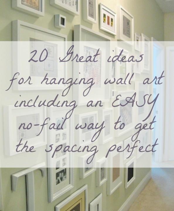 wall art ideas tips
