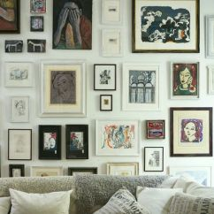 How To Make Mismatched Living Room Furniture Work Hgtv Ideas For Why You Should Be Afraid Of Eclectic Gallery Art Walls Laurel Home
