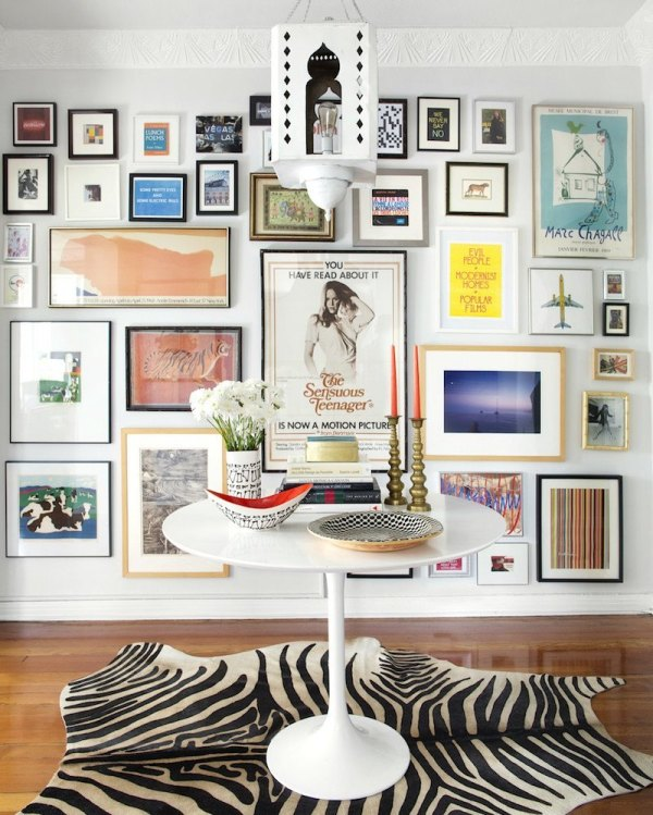 Eclectic Walls Laurel Home