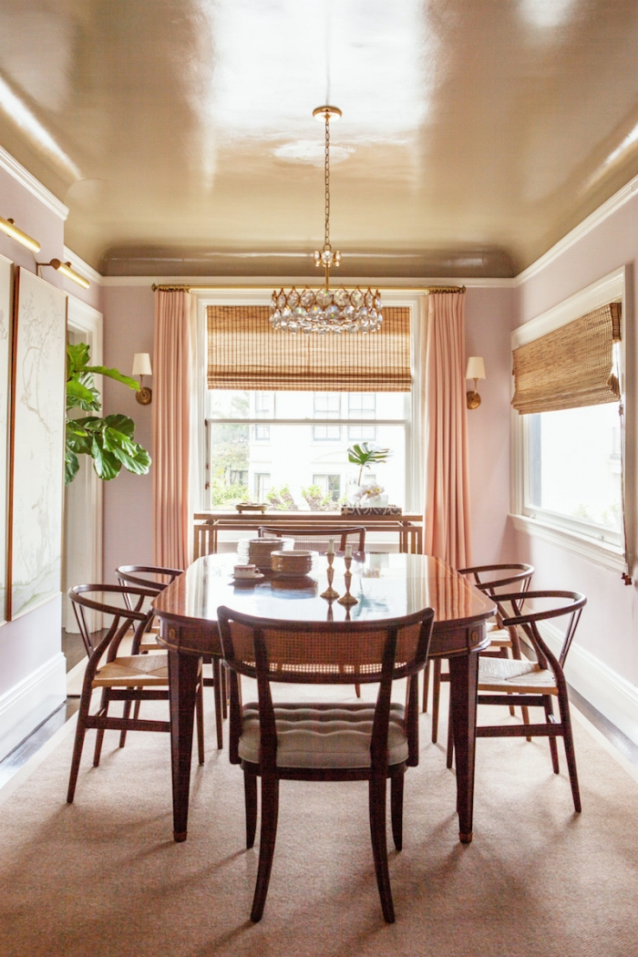 20 Breathtakingly Gorgeous Ceiling Paint Colors And One That Isn't