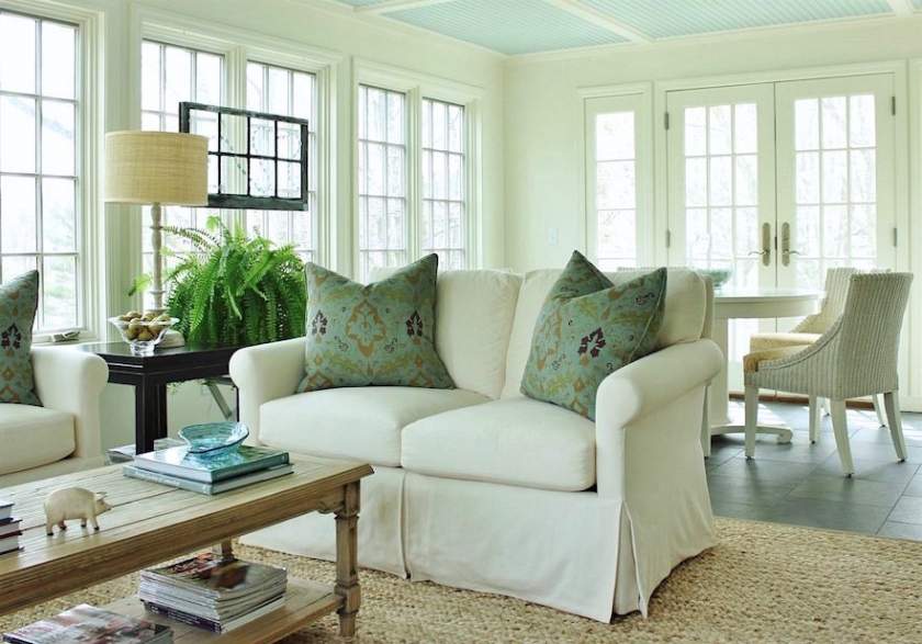20 Breathtakingly Georgeous Ceiling Paint Colors and One