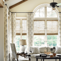 Arrange Large Furniture Small Living Room Rugs 8x10 Window Treatments For Difficult Windows + What You Must ...