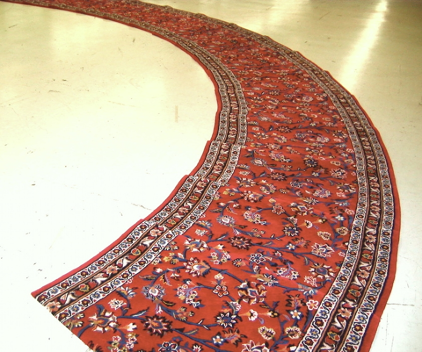 Stair Runners And The One Fiber You Should Never Use   Stick On Stair Runners   Steel Gray   Bullnose Carpet   Stair Riser   Area Rugs   Non Skid Carpet