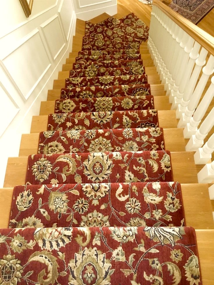 Stair Runners And The One Fiber You Should Never Use | Thin Carpet For Stairs | Area Rug | Grey | Stair Runners | Flooring | Hallway