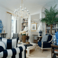 Will An All Blue and White Home Look Weird? | Laurel Home