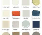 benjamin moore bedroom colors