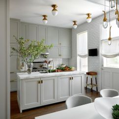 Gray Kitchen Floor New Sink Cost 12 Farrow And Ball Cabinet Colors For The Perfect English Lisa Gutow