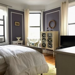Ideas For Painting My Living Room Big Chairs North Facing Paint Color Is Driving Me Bonkers Laurel Home Bedroom 1 With Benjamin Moore Tropical Dusk Walls
