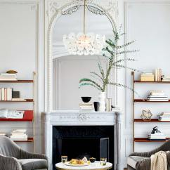 Mixing Furniture Styles Living Room Western Tables The Trick To Modern And Traditional Laurel Home West Elm