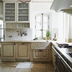 French Country Kitchens Bench Seating Kitchen He Loves The Phony Laurel Home Photograph Simon Watson With Limestone