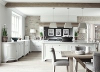 He Loves The Phony French Country Kitchens | Laurel Home