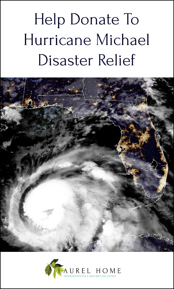Hot Sales For Hurricane Michael Disaster Relief  Laurel Home