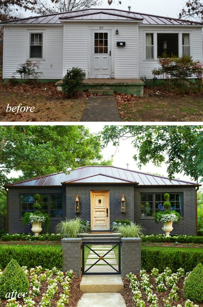 Ranch House Additions Before And After : ranch, house, additions, before, after, Raised, Ranch, Become, Traditional, Home?, Laurel