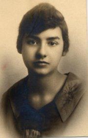 Elva Rath Tillman 1919