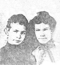 Hannah and Ella Shawgo