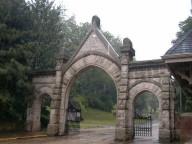 McKeesport Versailles Cemetery Entrance