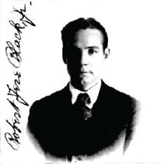 Black Robert Jere-Passport Photo-1922