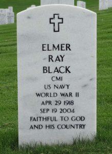 ElmerBlackHeadstone