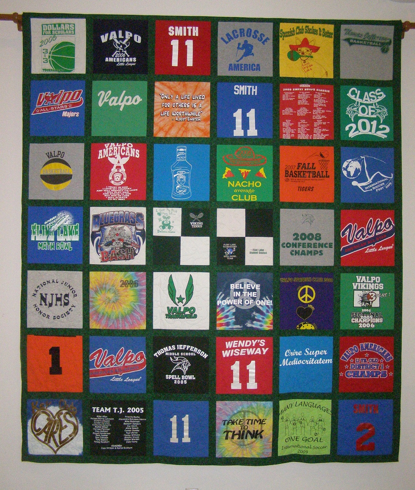 T Shirt Quilts Photos