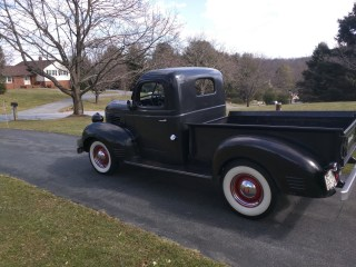 1940 Plymouth Pick-up (5)