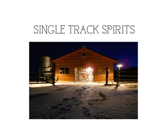 Single Track Spirits Website