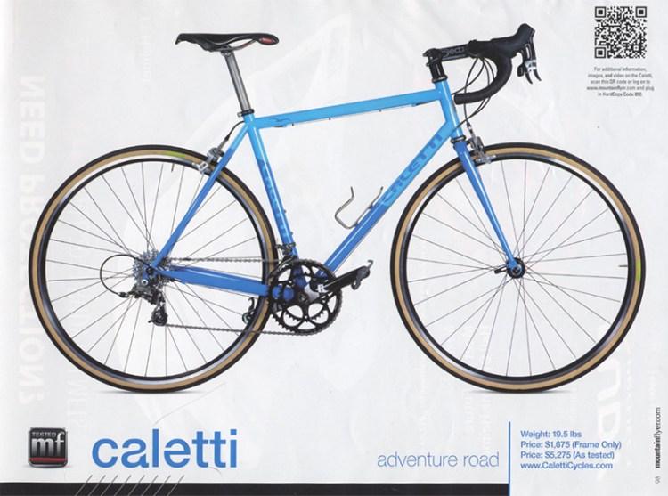 Caletti Bikes Logo