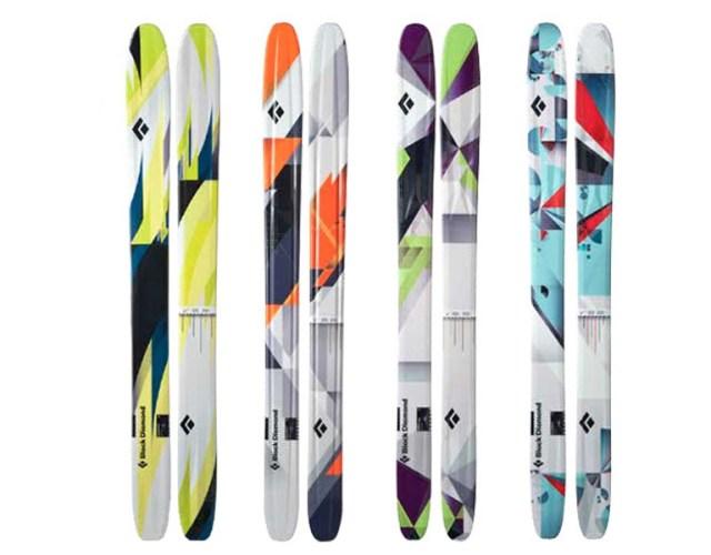 BD Ski selector