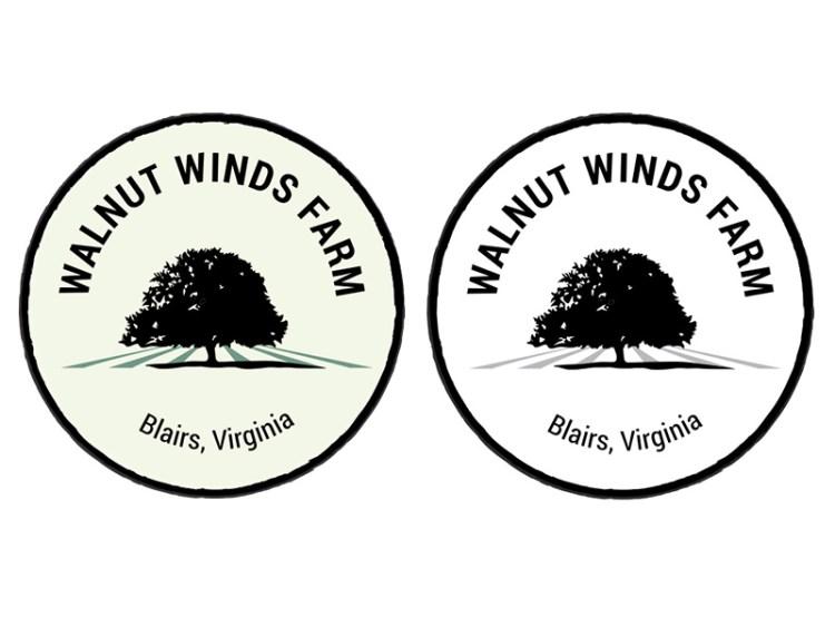 Walnut Winds Logo - round
