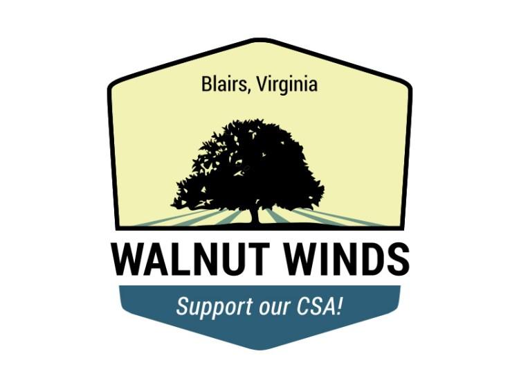 Walnut Winds Farms CSA - logo