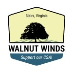 Walnut Winds Farms CSA - logo