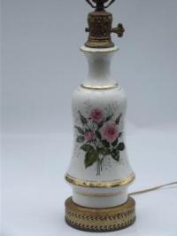 vintage china lamps