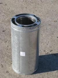 Stove Pipe: Insulated Wood Stove Pipe