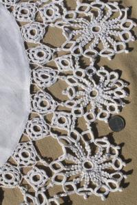 antique brocante vintage flax linen cotton towels ...