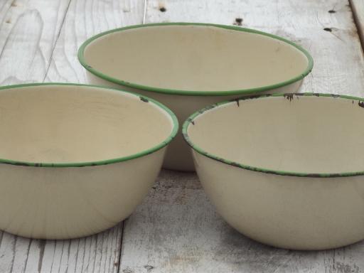Wholesale Enamelware Bowls
