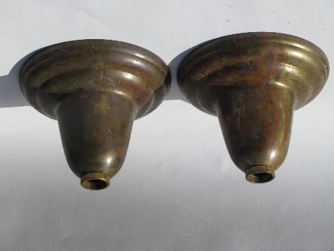 antique vintage lighting brass lamp