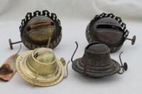 NEW 194 OIL LAMPS AND PARTS | oil lamps