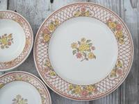vintage USA Royal China Americana Tiffany pottery ...