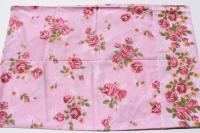 vintage bedding lot, bohemian style retro flowered print ...