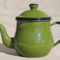 Small Black Kitchen Table Designer Kitchens Vintage Enamelware, Graniteware