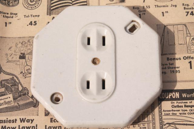 Wiring A Plug Socket And Light With Switch Thomas Crowley