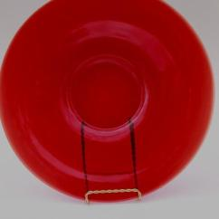 French Country Kitchen Lighting Island With Seating For 2 Vintage Ruby Red Glass Cake Plate Or Relish Tray, ...