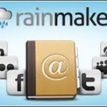 Social CRM with Google contacts and Rainmaker
