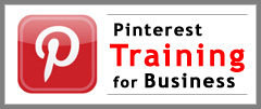 Social Media training for Pinterest - workshops and courses