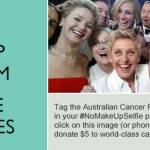 Question: #Slactivism vs #NoMakeupSelfie – #socialmedia